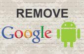 Comment supprimer le compte Google d'Android