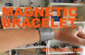 BRACELET magnétique avec du ruban adhésif