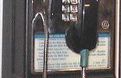 Conversion d'un téléphone payant pour un usage domestique.
