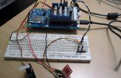 Intel Edison IoT - Servo contrôle utilisant l'accéléromètre