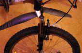 Améliorer votre suspension de fourche vélo