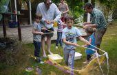 Bulles géantes en vrac (baguette et jus) pour fête d'enfants (ingrédients UK)