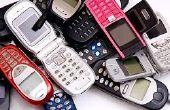 Réutiliser les vieux téléphones portables pour domotique