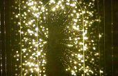 N: Comment faire un multicouche acrylique et sculpture avec des niveaux variables d'éclairage de LED