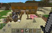 Maison de Style génial Minecraft ferme !