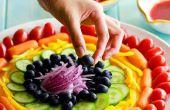 Salade d'été Rainbow