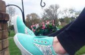 Mise à jour de selle chaussures