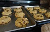 Biscuits aux brisures de chocolat meilleurs jamais !