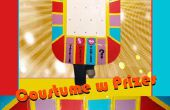 Costume de Plinko partie w prix pour les candidats à la direction