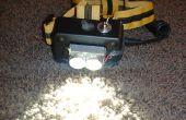 Projecteur de LED rechargeable