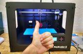 Guide de démarrage rapide : Impression avec une Makerbot Rep 2