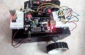 Bluetooth sous contrôlée robot