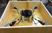 Comment faire pour construire une boîte de rangement/transport pour votre quadcopter.