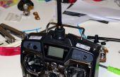 JR Radio 2,4 ghz Conversion 3D imprimés pièces