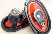 Mise à jour de voiture Audio haut-parleurs