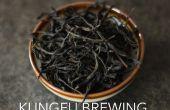 Comment le thé Oolong de Kungfu Brew (avec démo)