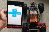 Distant contrôle un camion-jouet sur WiFi - utilisant un LinkIt