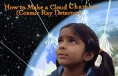 Comment faire une chambre à brouillard (détecteur de rayons cosmiques)