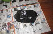 Simple masque personnalisé (à l'aide de papier d'aluminium)