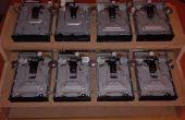 Juke-box de lecteur de disquette