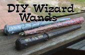 Harry Potter Assistant baguettes magiques bricolage !