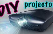 Comment faire un dispositif de projection