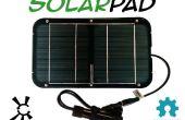 Open Source Solarpad Kit solaire USB chargeur