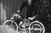 Réplique Vintage Moto