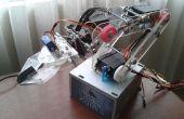 BRAS robotisé Arduino contrôlée