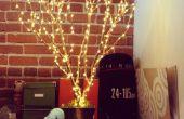 LED allumée Tree Decoration