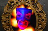 Miroir de magie interactif avec Candy Dispenser