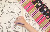 Comment faire un rouleau de Crayon !