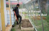 Comment construire un lit surélevé Permaculture