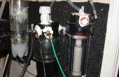 Compteur de litres débit d'air