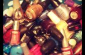 Vernis à ongles organisateur