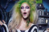 Beetlejuice Babe - SFX maquillage Tutorial
