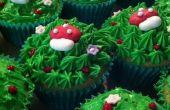 Petits gâteaux de champignons