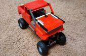 RC camion Lego avec Transmission manuelle