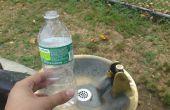 Fusée eau pauvre