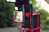 Slaveflash-déclencheur pour appareils photo numériques avec Attiny24