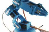 Faire votre propre Robot imprimés 3D