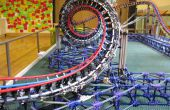 Dragon Fire - K'nex modèle roller coaster
