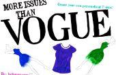 Créer un T-shirt personnalisé blanc
