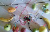 Sombrero Capacitivo de Raspberry Pi