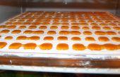 Moules bonbon amidon de maïs