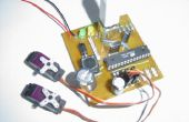 Construire un contrôleur de servo USB 6