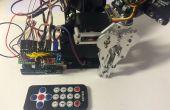 Bras robotique télécommandé