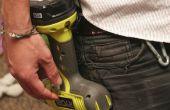Crochet de ceinture pour forets de fil