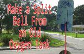 Faire une cloche de Split d'un vieux réservoir d'oxygène
