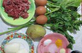 Aucun quiche feuilletée : recette simple et facile